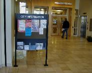 Information panels - Englewood